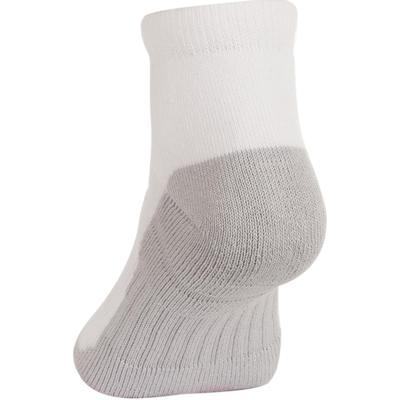 RS 160 Junior Mid-Length Sports Socks Tri-Pack - White