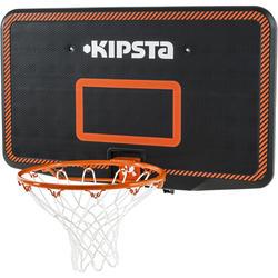Basketbalbord B300 zwart/oranje