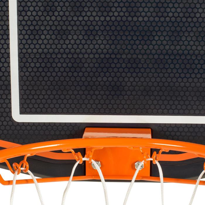 Panneau de basket B200 EASY bleu espace à fixer au mur. Enfant jusqu'à 10 ans. - 1096944