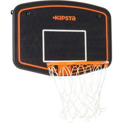 Basketbalbord B200 Easy voor kinderen muurbevestiging blauw kinderen tot 10 jaar