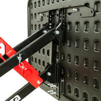 Wall Mount For B200/B300/B700 Basketball Backboards3 playing heights
