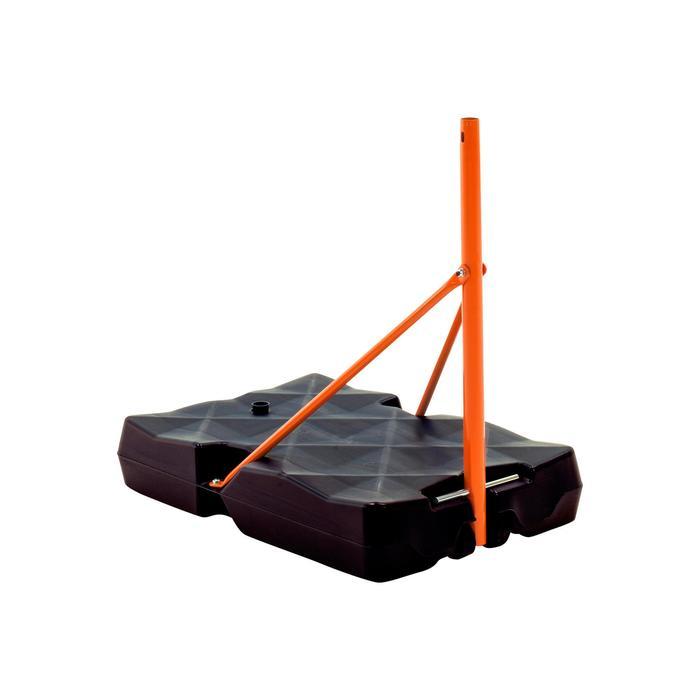 Panier de basket enfant B200 EASY bleu espace. 1,60m à 2,20m. Jusqu'à 10 ans. - 1097068