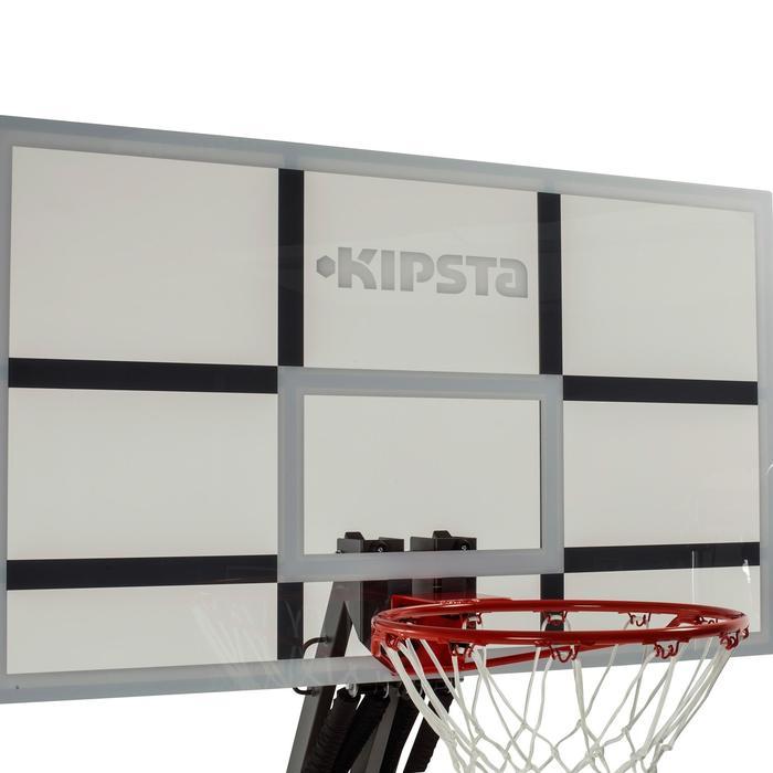 Panier de basket enfant/adulte B900. 2,40m à 3,05m. Se règle et se range en 2mn. - 1097134