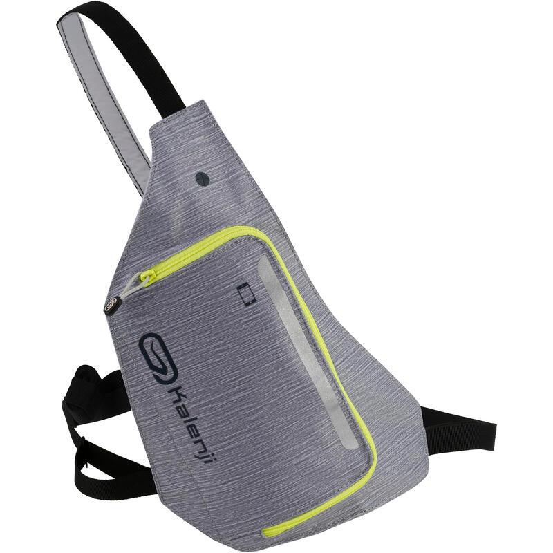 2-Position Running Bag - Grey