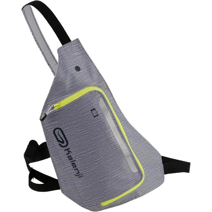 Laufrucksack 2 Position Bag grau
