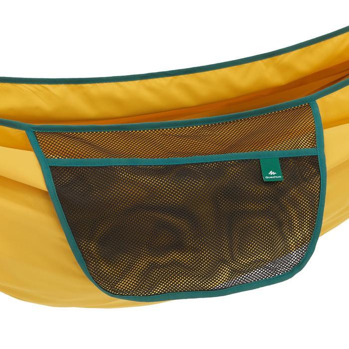 Hängematte Komfort 2 Personen gelb