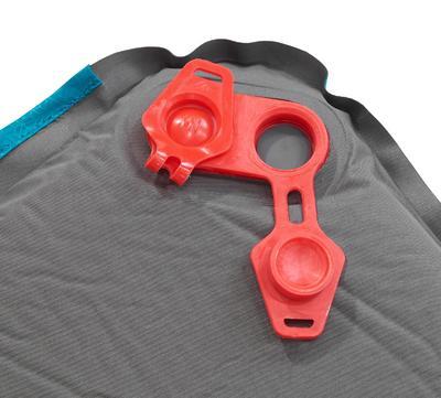 Aislante inflable de camping ARPENAZ COMFORT 65 | 1 pers.