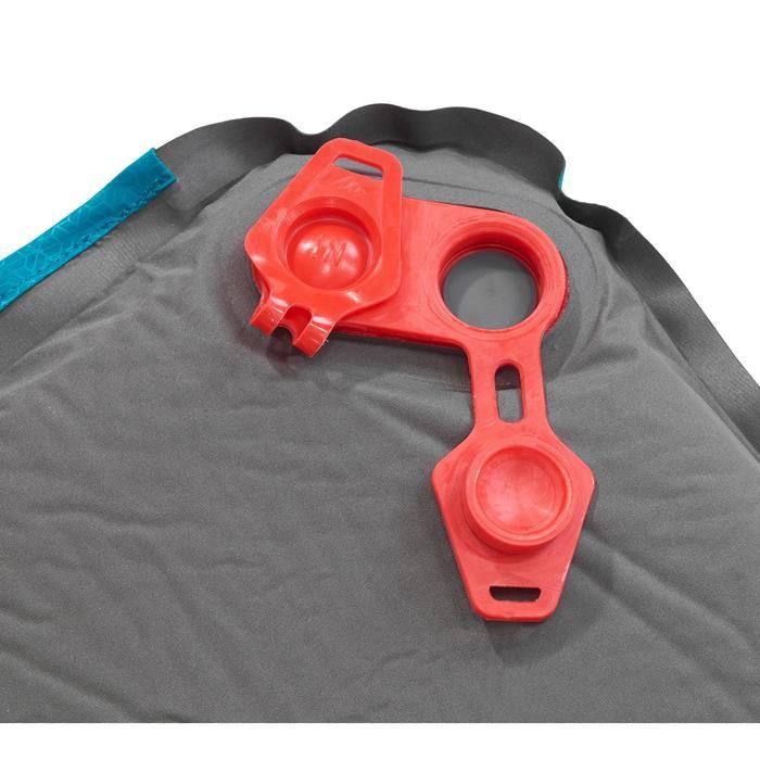 Isomatte selbstaufblasend ARP Comfort 65 hellblau Breite 65 cm koppelbar