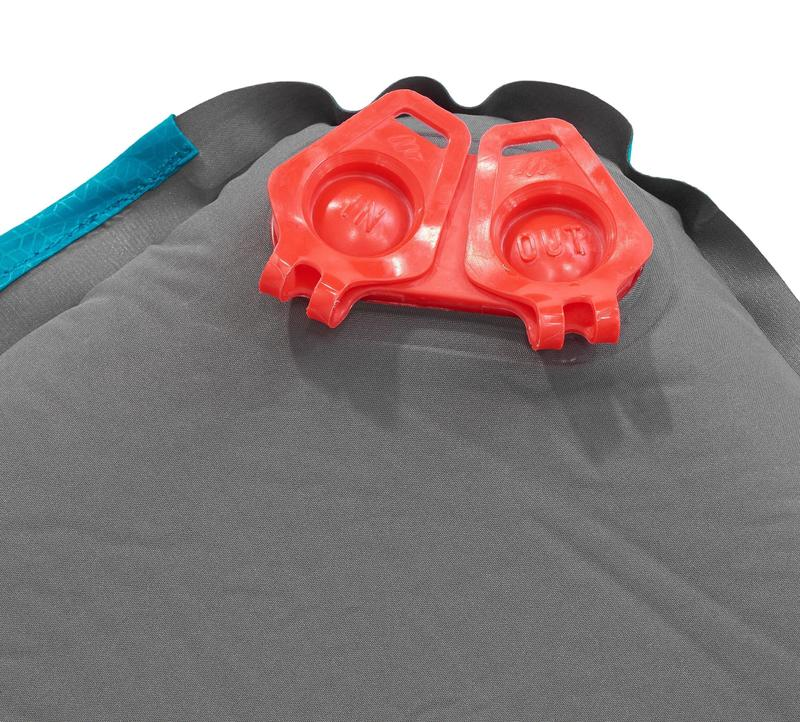 Colchón inflable de camping ARPENAZ COMFORT 65 _PIPE_ 1 pers.