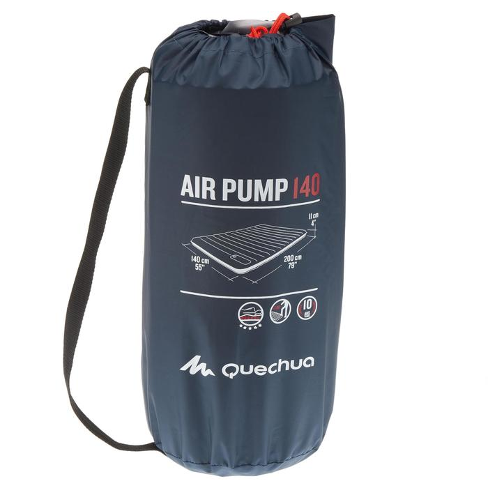 Aislante hinchable de camping AIR PUMP 140 / 2 personas
