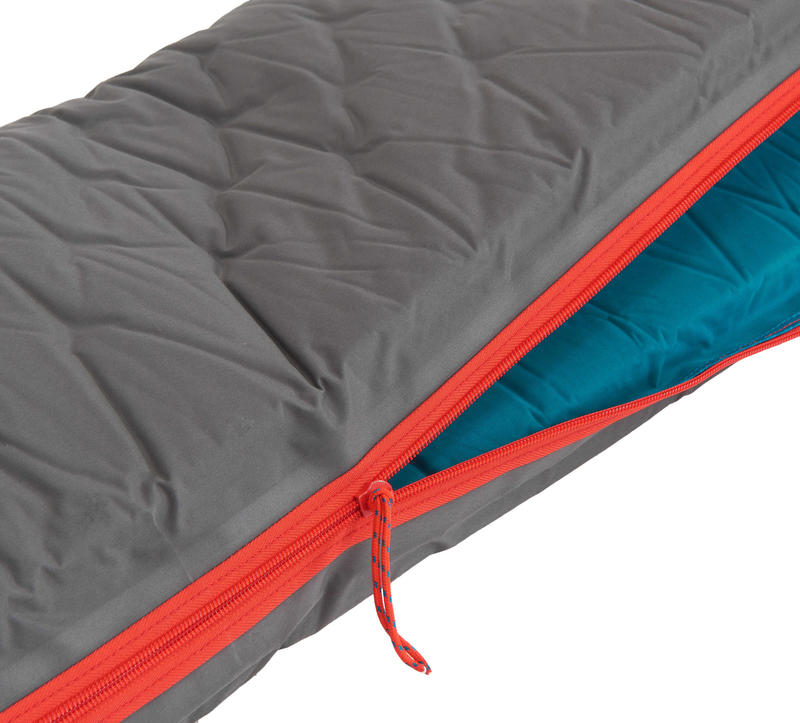Colchón inflable de camping ARPENAZ COMFORT 65 | 1 pers.