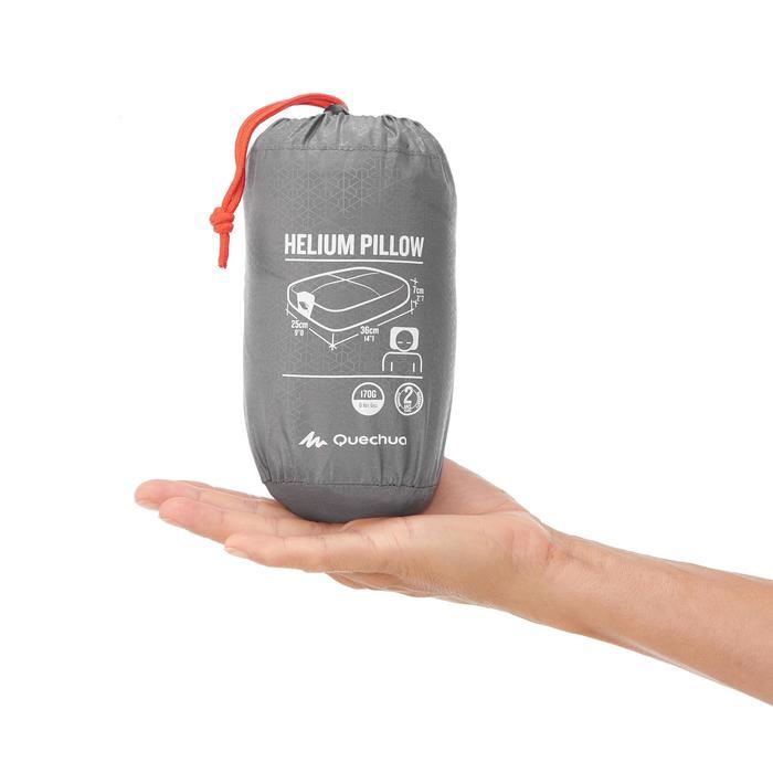 Oreiller de trek Helium gris