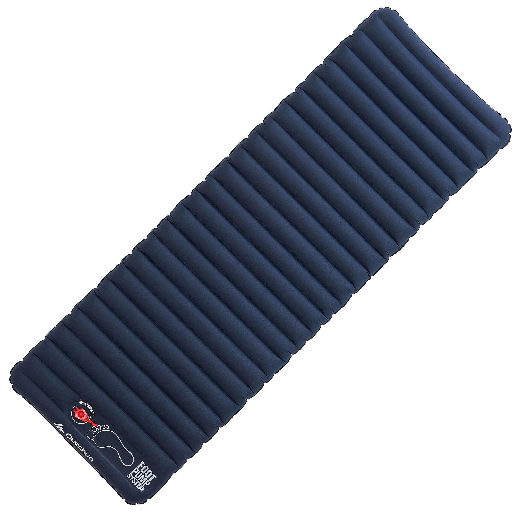 insta com with bed walmart air pump raised neverflat mattress ip queen ac