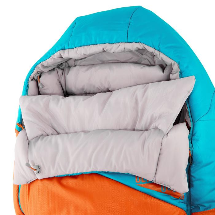 Sac de couchage enfant de camping FORCLAZ 0/5° - 1097305