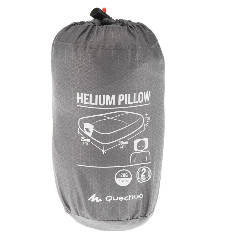 Almohada de trekking Helium gris