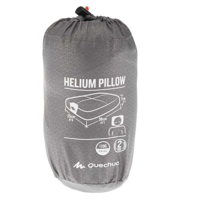 Kissen Trekking Helium grau