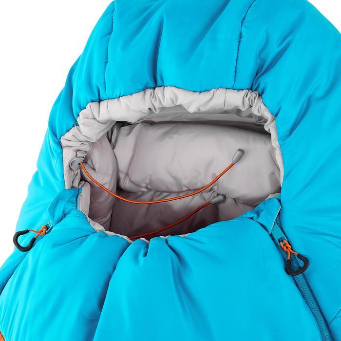 Saco de dormir de camping niños FORCLAZ 0/5°