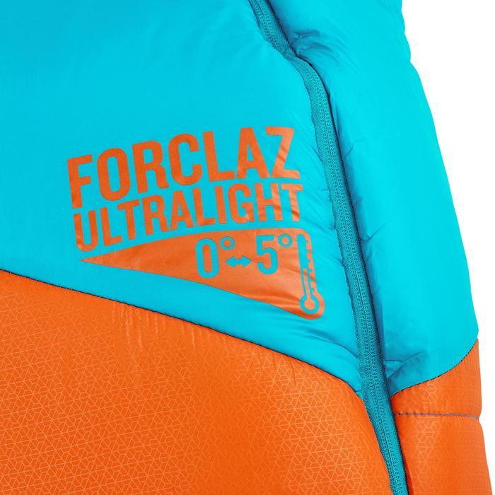 Sac de couchage enfant de camping FORCLAZ 0/5° - 1097351
