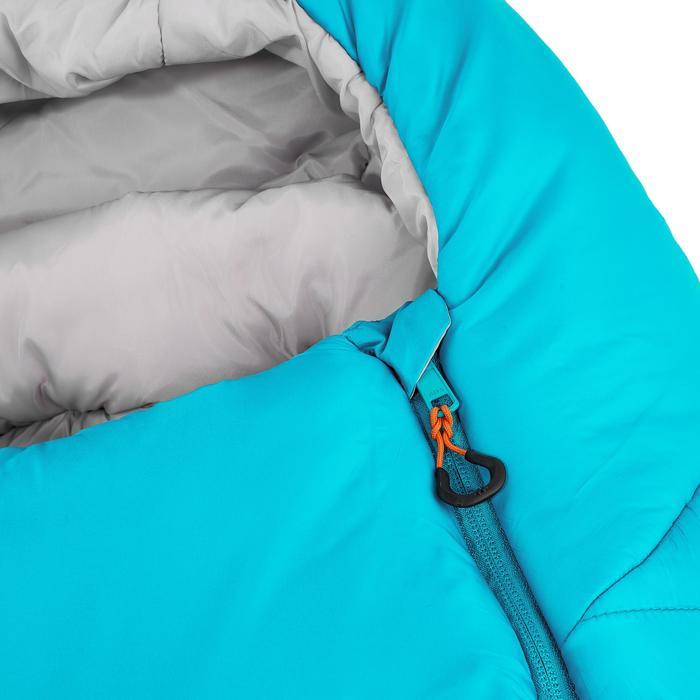Sac de couchage enfant de camping FORCLAZ 0/5° - 1097355