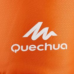 Saco Dormir Camping Quechua 0/5° Niños Naranja