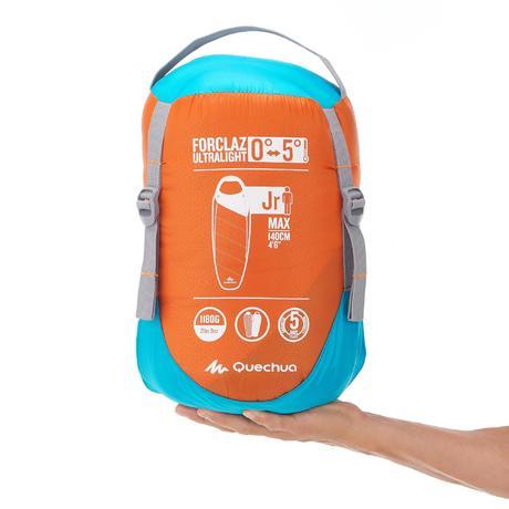 sac de couchage enfant de camping forclaz 0 5 quechua. Black Bedroom Furniture Sets. Home Design Ideas