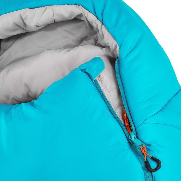 Sac de couchage enfant de camping FORCLAZ 0/5° - 1097369