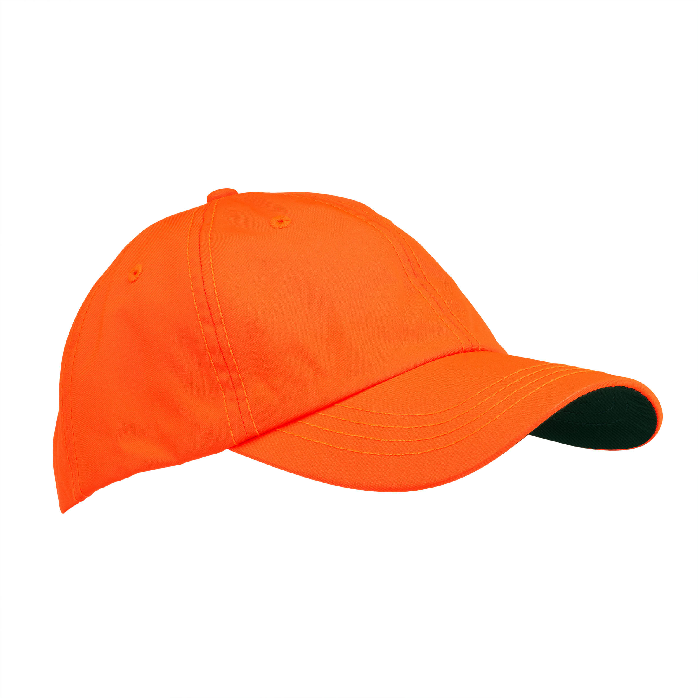 Casquette chasse fluo 100