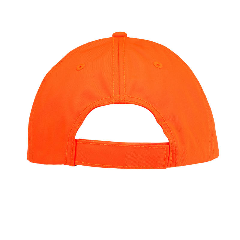 100 HUNTING CAP - ORANGE