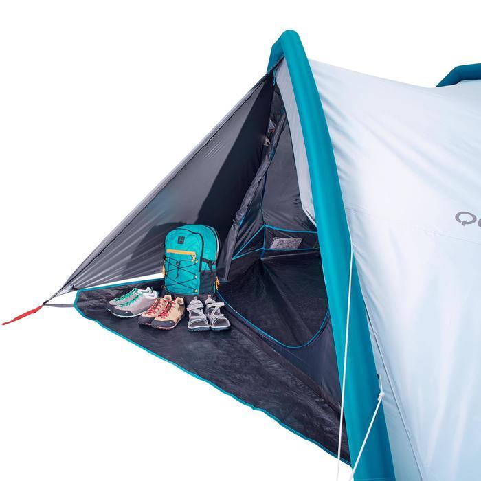 Tente de camping AIR SECONDS 3 XL FRESH&BLACK | 3 personnes blanche - 1097450