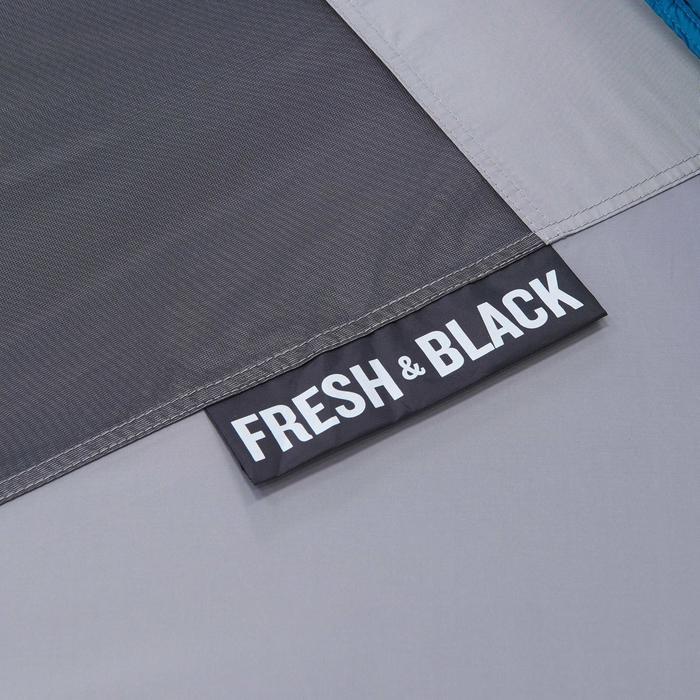 Tienda de Campaña Quechua AIR SECONDS 3 XL FRESH&BLACK   3 per. blanco Hinchable