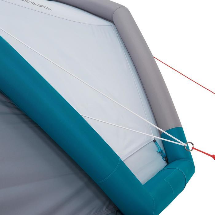 Tente de camping AIR SECONDS 3 XL FRESH&BLACK | 3 personnes blanche - 1097453