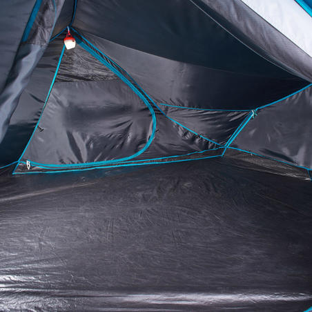 Camping tent AIR SECONDS 3 XL FRESH & BLACK | 3 people