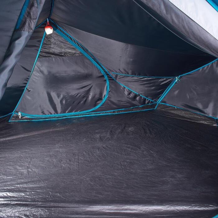 Tente de camping AIR SECONDS 3 XL FRESH&BLACK | 3 personnes blanche - 1097463