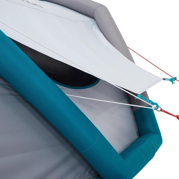 Tente de camping AIR SECONDS 3 XL FRESH&BLACK | 3 personnes blanche - 1097472