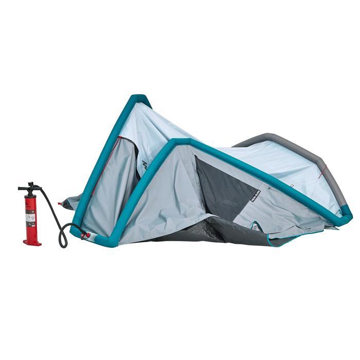 Tente de camping AIR SECONDS 3 XL FRESH&BLACK | 3 personnes blanche - 1097477