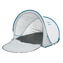 Refugio Camping 2 Seconds Fresh 2 Personas Upf50 Quechua Decathlon