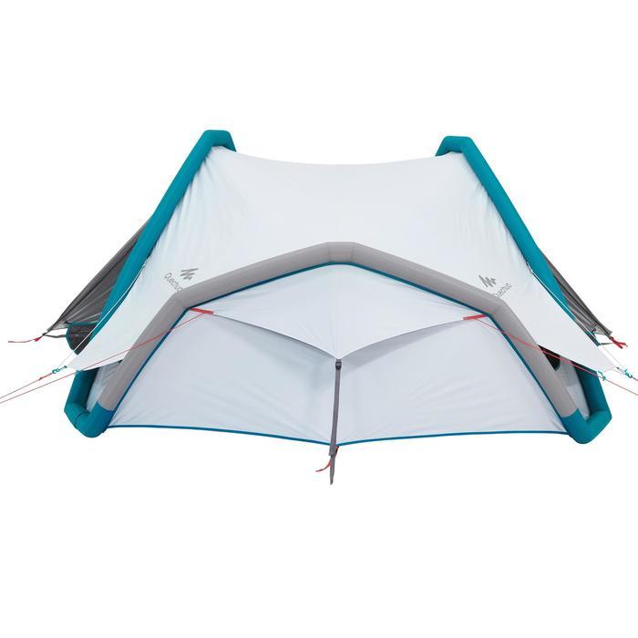 Tente de camping AIR SECONDS 3 XL FRESH&BLACK | 3 personnes blanche - 1097481