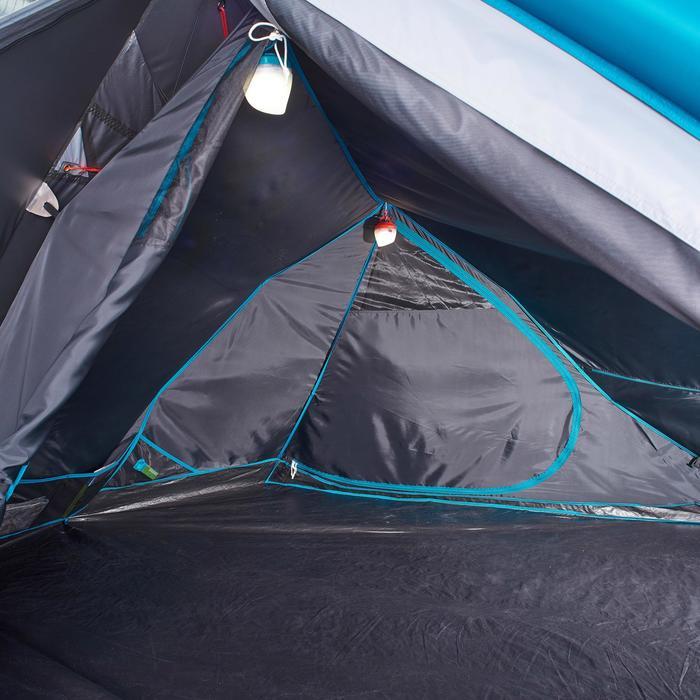 Campingzelt Air Seconds XL Fresh & Black für 3 Personen weiß