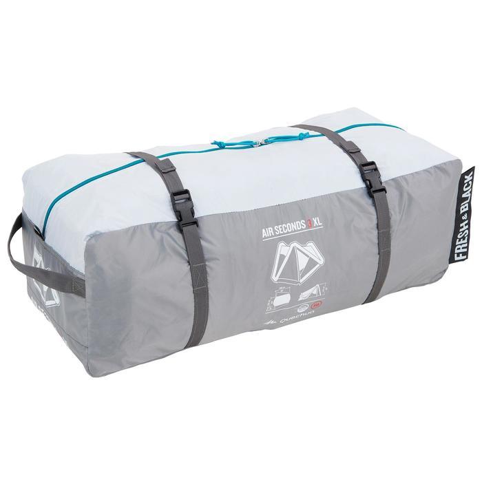 Tente de camping AIR SECONDS 3 XL FRESH&BLACK | 3 personnes blanche - 1097500