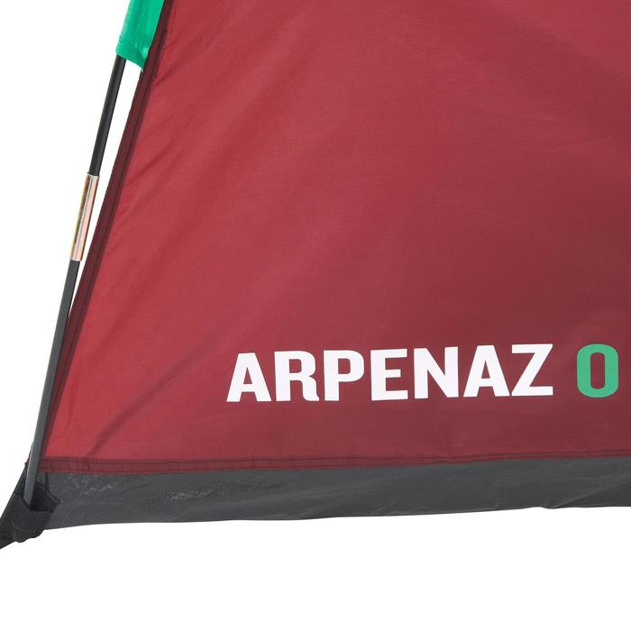 ABRI RANDONNEE ARPENAZ 0 UPF 30 VIOLET
