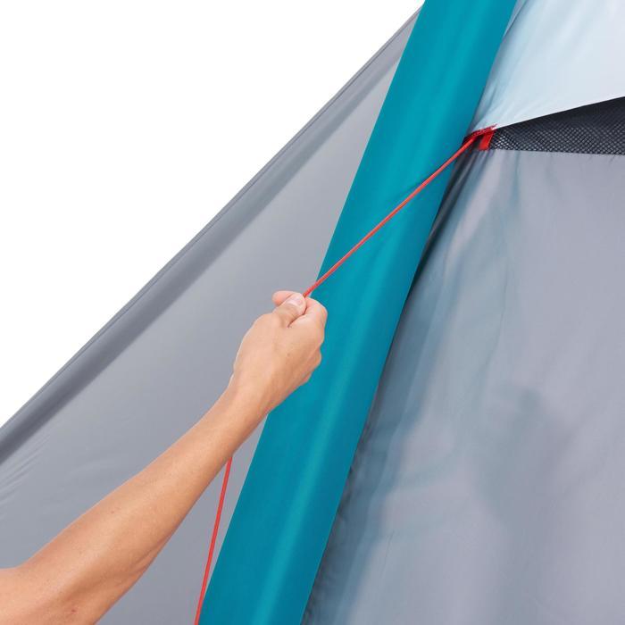 Tente de camping AIR SECONDS 3 XL FRESH&BLACK | 3 personnes blanche - 1097515