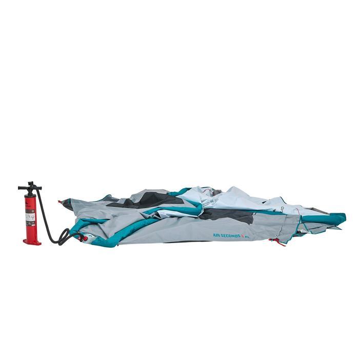 Tente de camping AIR SECONDS 3 XL FRESH&BLACK | 3 personnes blanche - 1097519