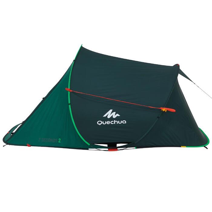 Tente de camping 2 SECONDS | 2 personnes - 1097529