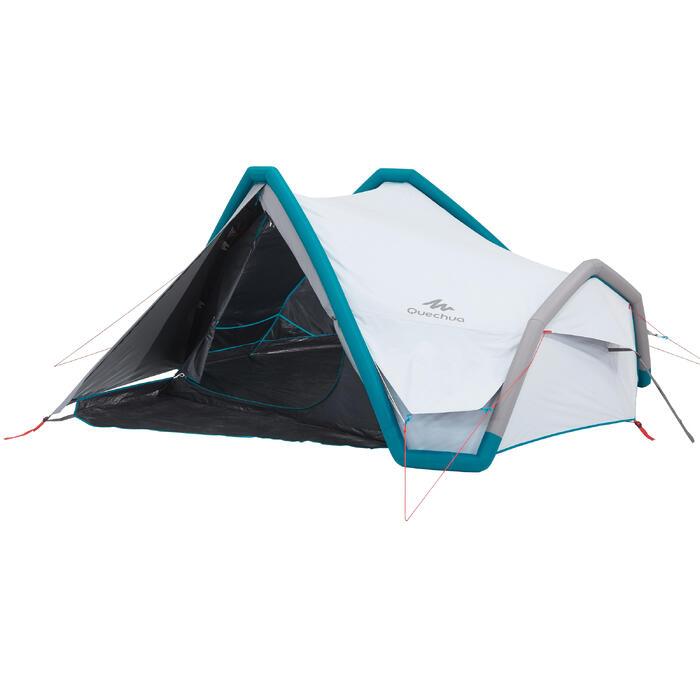 Tente de camping AIR SECONDS 3 XL FRESH&BLACK | 3 personnes blanche - 1097532