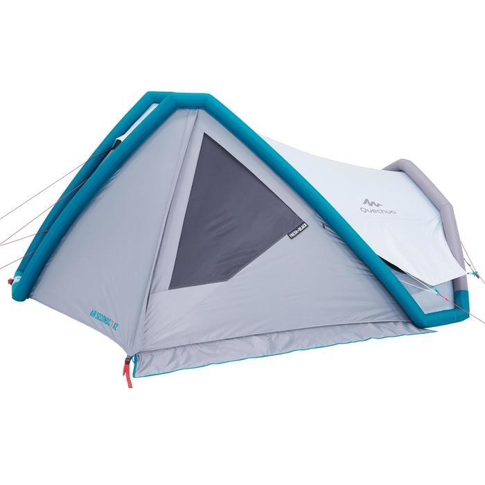 Tente de camping AIR SECONDS 3 XL FRESH&BLACK | 3 personnes blanche - 1097541