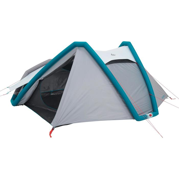 Tente de camping AIR SECONDS 3 XL FRESH&BLACK | 3 personnes blanche - 1097542
