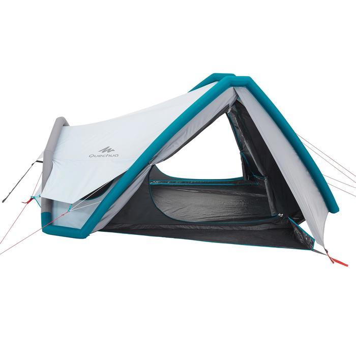 Tente de camping AIR SECONDS 3 XL FRESH&BLACK | 3 personnes blanche - 1097559