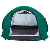 CAMPING TENT – 2 SECONDS – TWO PEOPLE - GREEN