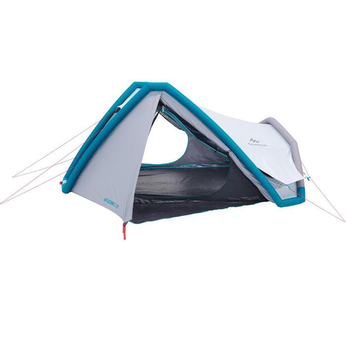 Tente de camping AIR SECONDS 3 XL FRESH&BLACK | 3 personnes blanche - 1097580