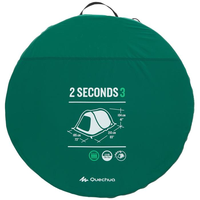 Pop up tent 2 Seconds | 3 personen - 1097582